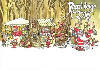 Ragon'neige - Après-midi jeux du samedi 15 décembre